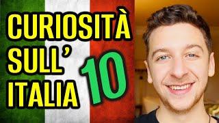 Conosci Queste 10 Curiosità Sull'Italia? | Imparare l'Italiano
