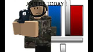 French Armed Forces Recruitement Video [ROBLOX]