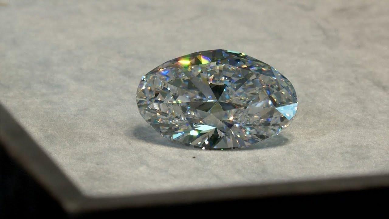 Viên kim cương bán đấu giá hơn $11 triệu