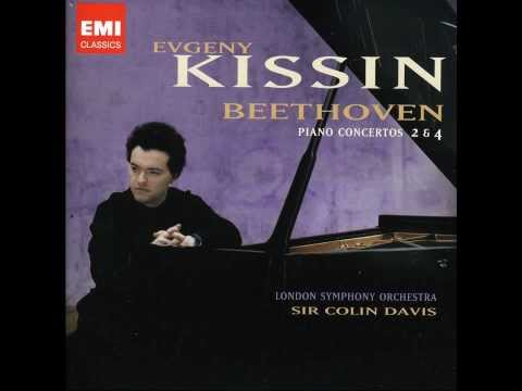 Beethoven, Piano Concerto No. 4 Op. 58 in G major. Evgeny Kissin