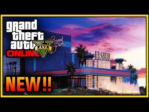 gta v online casino update kangaroo land