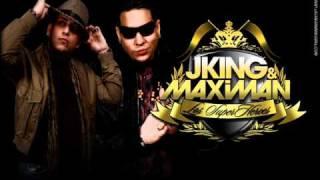 DJ Danny - Mix J-King y Maximan 1 Ay Sola