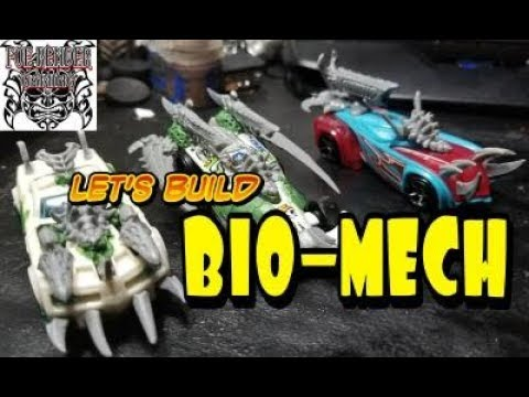 Gaslands BioMech build