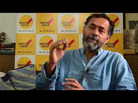Yogendra Yadav's Interview