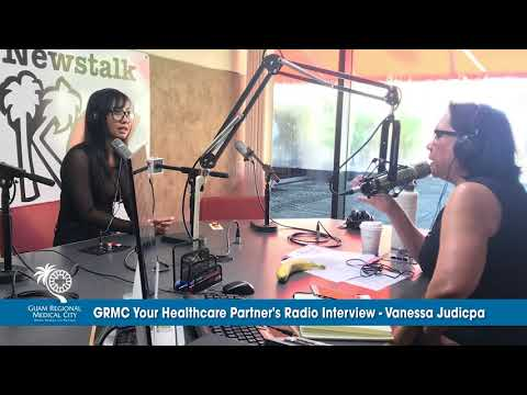 "Your Healthcare Partners"" on K57! – Vanessa Judicpa"
