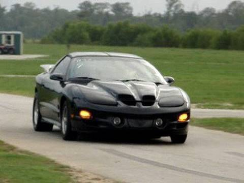 Drag Racing 1998 Transam Ws6 Ls1 05 C6 Twin Turbo