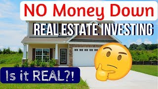 """Wholesaling Real Estate   Is """"No Money Down"""" Real Estate REAL?"""