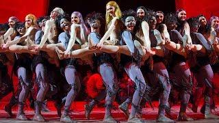 """""""Ночь на Лысой горе"""" одноактный балет. ГААНТ имени Игоря Моисеева."""