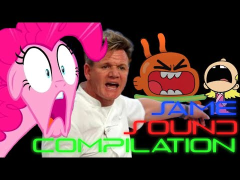 SAME SOUND COMPILATION: TV Edition #5