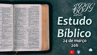Estudo Bíblico | Mt 25.14-30