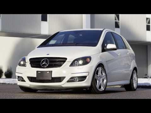 2011 Mercedes-Benz B55 Concept