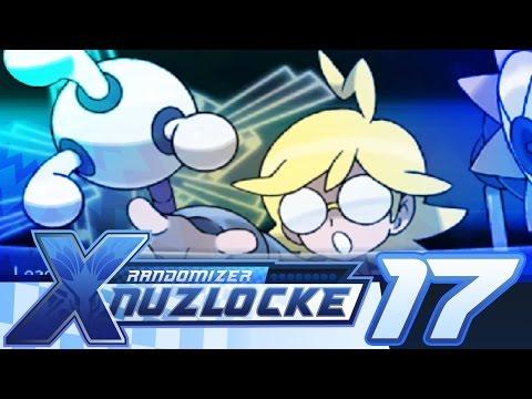 THE WORST ELECTRIC GYM EVER! - Pokemon X Randomizer Nuzlocke! Part 17! W/ UnlawfulExile