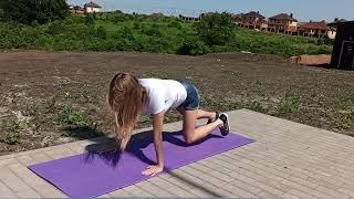 Интенсивная тренировка для похудения Эффективные упражнения 20 минут в день для лучшей фигуры