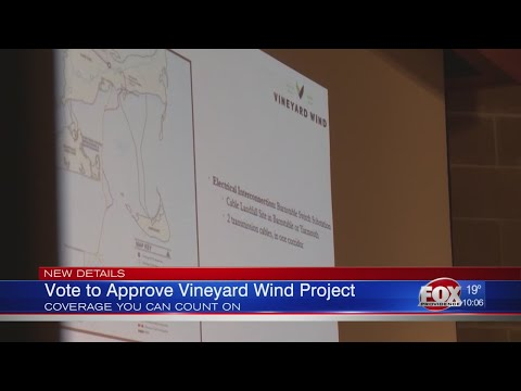 Offshore wind project clears hurdle despite opposition