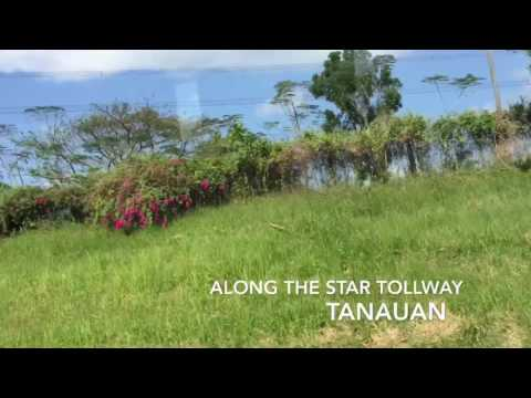 Along the STAR Tollway