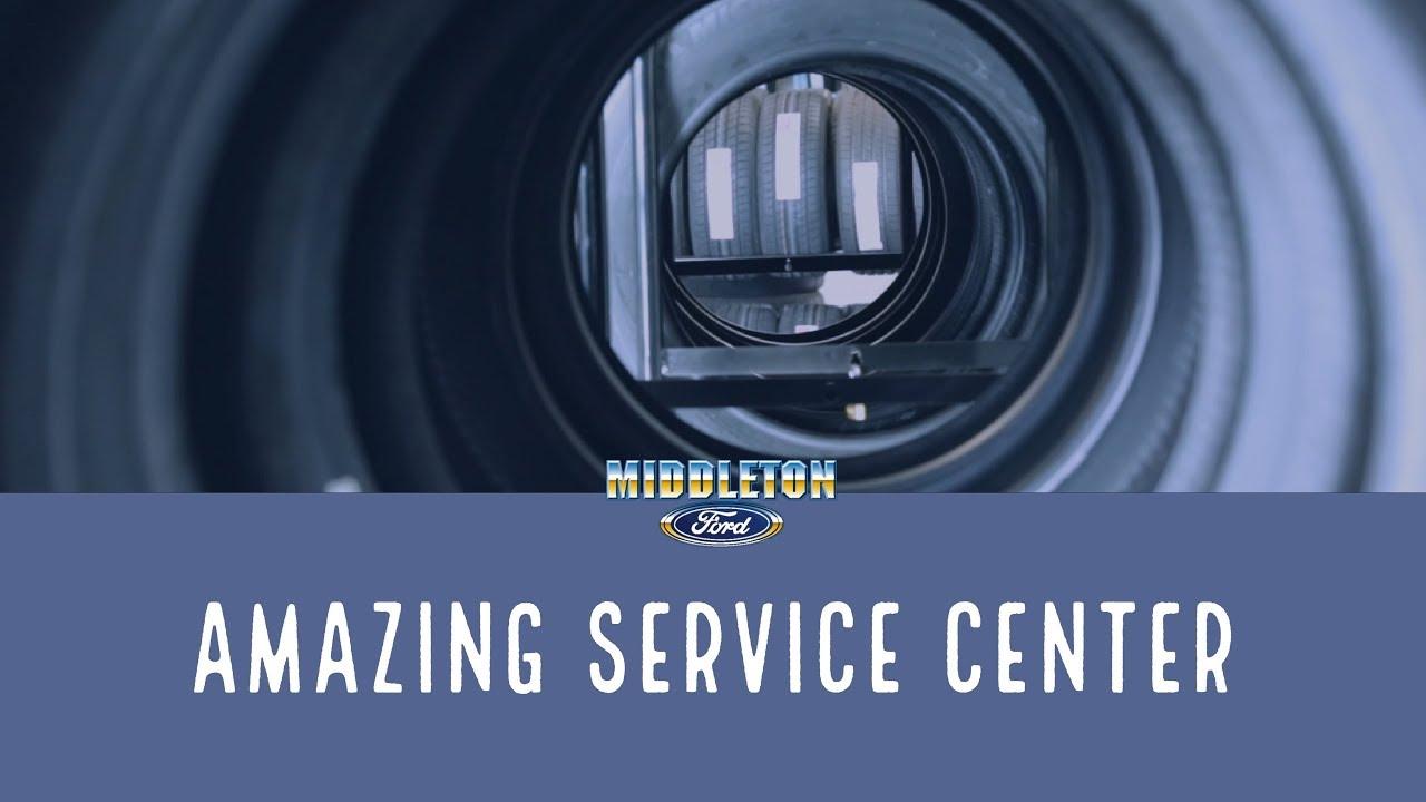 Middleton Ford Amazing Service Center