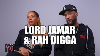Lord Jamar & Rah Digga on Steve Harvey Saying He'd Act Like a Monkey for $4M (Part 7)