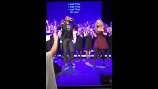 Stavanger Gospel Company med Cinque Cullar synger I exalt thee