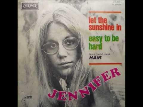 Jennifer Warnes - Let The Sunshine In (1969)