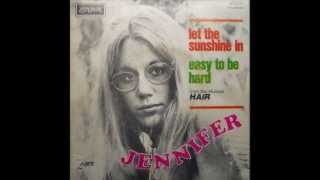 Jennifer Warnes - Let The Sunshine In (1969)