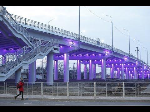 На Ставрополье открыли крупнейший в крае мост