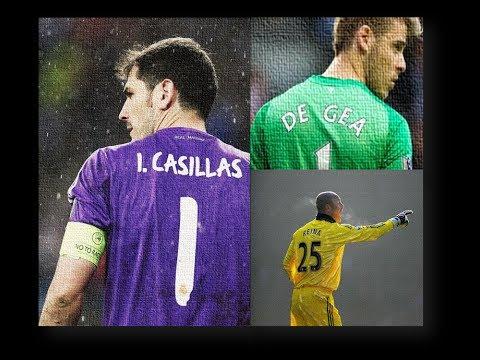 Spanish Goalkeeper Compilation ft. Casillas, De Gea & Reina [HD]