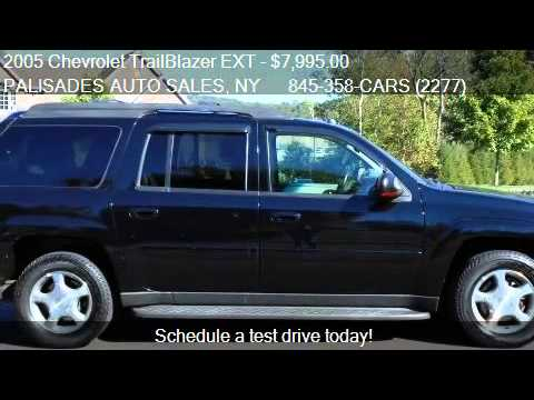 2005 chevrolet trailblazer ext ext lt 4wd for sale in nyac youtube. Black Bedroom Furniture Sets. Home Design Ideas