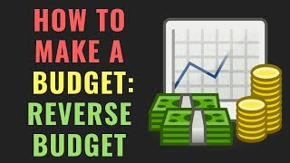 The Budget That Pays You First | Reverse Budgeting For Beginners