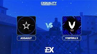 Download AsSault VS V1mpera X / Exquality Tournament 3 Season