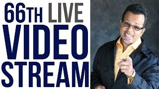 66th Live Stream with Carlton Pearson - Get the Hell out of my Bible