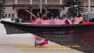#Rising4Revolution: Monica Jahan Bose, Dhaka, Bangladesh / Bangladeshi American Artist Activist
