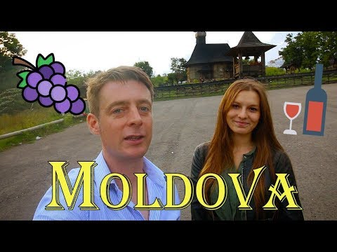 Moldova: the multilingual land of fresh food and wine