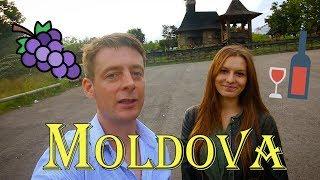 Moldova the multilingual land of fresh food and wine