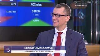 Kariera w finansach: Ekonomista - Wywiad ZMID z Grzegorzem Maliszewskim #4