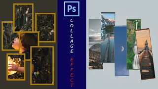 Photoshop Tutorial:Learn How to Create Photo Collage screenshot 5