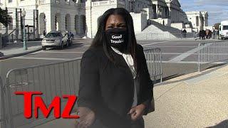 Rep.-Elect Cori Bush Glad She's Helping Normalize Thrift Shopping | TMZ