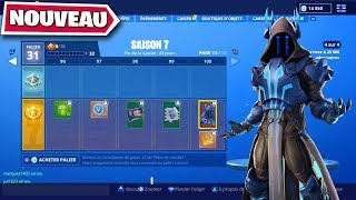 New! The Season 7 Combat Pass! Fortnite