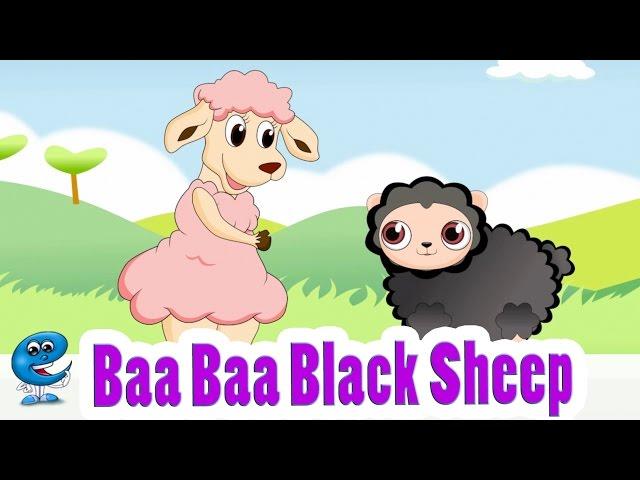 Baa, baa, black sheep. Canción para aprender inglés