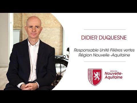 Etape de lInnovation Hydrogène du 18 février 2020 - Didier DUQUESNE