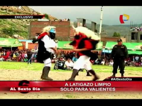 A Latigazo Limpio: Así Se Vive La Tradicional Fiesta Del Zumbanacuy