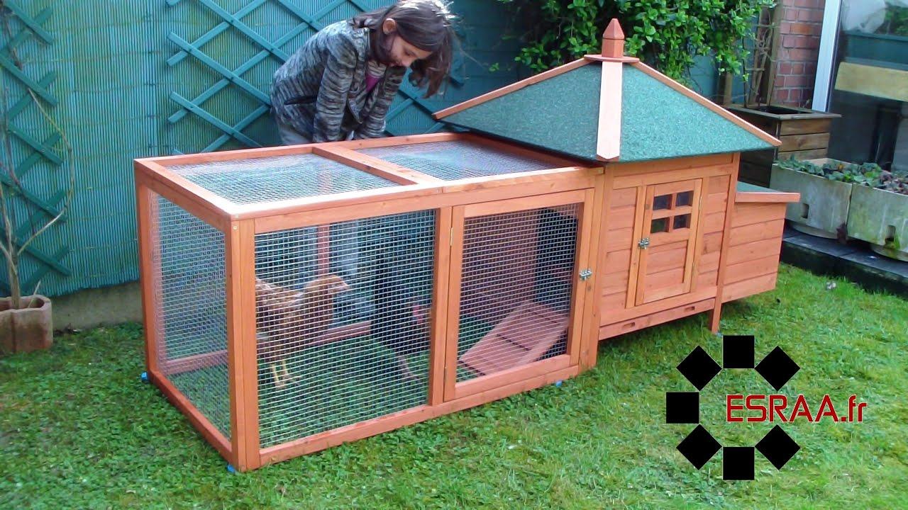 Installer Un Poulailler Dans Son Jardin