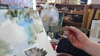 #미술, #소묘, #드로잉, #수채화, #그림, #취미…