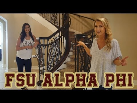 Trending Houses : Alpha Phi - Florida State University