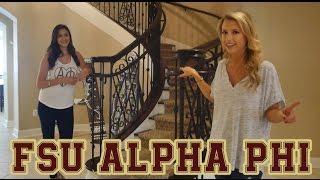 Trending Houses : Alpha Phi - Florida State University