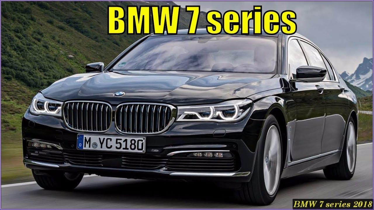 New BMW 7 Series 2018 740Li Interior And Exterior