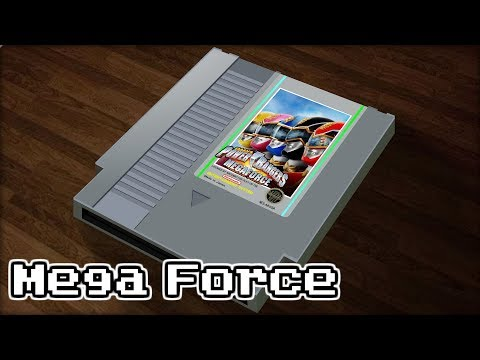 Power Rangers Mega Force Theme/Power Rangers Mega Force&Super Megaforce 8bit