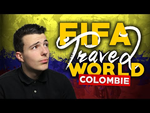 FIFA TRAVEL WORLD #2 COLOMBIE