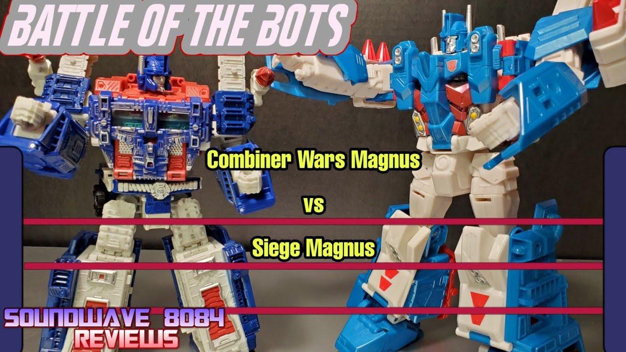 Battle of the Bots #3: CW Magnus vs Siege Magnus By Soundwave 808