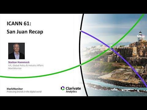 ICANN 61