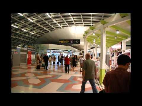 Bangkok International Airport - Suvarnabhumi Airport - Thailand